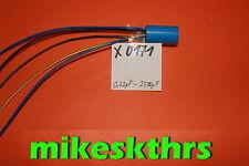X0171 Entstörkondensator 0,22µF+2x2500pF 250V Störschutzfilter 0,22uF2x2,5nFY2