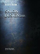 SALON DESIGN 2015 Japanese Interior Design Book