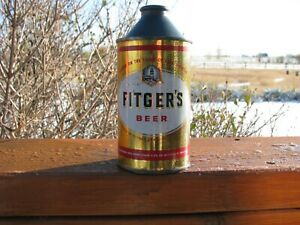 FITGER'S Duluth, Minnesota Cone Top Beer Can