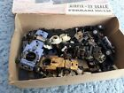 Triang Minic Motorway - Job Lot of Spares , Chassis and Motors