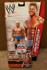 DOLPH ZIGGLER NO WAY OUT PPV WWE MATTEL ACTION FIGURE wwe22 Teddy Long BAF