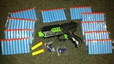 Dart and Gel Ball Toy Gun 400pc Soft Gel Balls 2 Suction Darts plus 100 Darts US