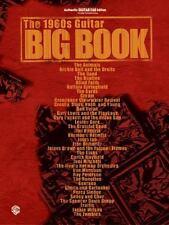 The 1960s Guitar Big Book: Authentic Guitar TAB Guitar Big Book Series