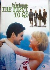THE FIRST TO GO (DVD PAL COLOR) Corin Nemec, Zach Galligan, Comedy Romance