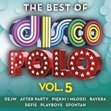 The Best Of Disco Polo. Volume 5 ( 2CD) Shipping Worldwide