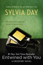 Entwined with You-Sylvia Day-Crossfire novel #3-trade sized paperback-comb ship