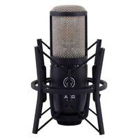 AKG P220 microfono a condensatore con supporto a ragno per broadcast e studio