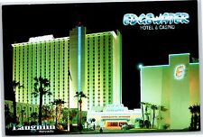Edgewater Hotel & Casino in Laughlin, Nevada Continental Postcard New