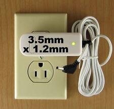 5 Volt DC 500ma AC Wall Adapter Plug Regulated Power Supply 5V .5A Amp Converter