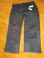 NWT!!! Arctix Classic Series Mens Ski Pants XX-Large/Charcoal NEW