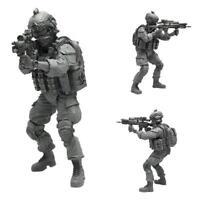 Modèle de soldat en résine Sharp Shooter de 5 cm 1/35 US Forces spéciales