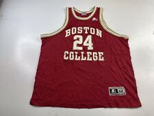 Vintage Starter Boston College Eagles Basketball Jersey NCAA Men's 52/XL