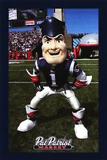 (25) New England Patriots Mascot Mini Posters~Pat Patriot at Foxboro Stadium New