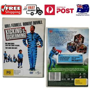 Kicking and Screaming DVD R4 Like New! FREE POST