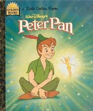 Disney: Peter Pan by Little Golden Books Staff (2000, Board Book)