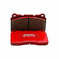 INTIMA SS FRONT BRAKE PAD FOR Holden Commodore 2013+ VF Redline(Front Brembo)