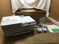 HP DeskJet Plus 4155 All-in-One Color Inkjet Printer - *READ*