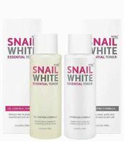 Snail White Essential Toner Oil Control & Hydrating Facial Deep Clean Skin 150ml