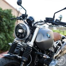 Motodemic BMW R NineT R9T Adaptive LED Headlight Upgrade