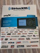 New ListingSirius satellite radio Xm onyx ez radio vehicle kit new in box