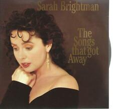 CD album - SARAH BRIGHTMAN - THE SONGS THAT GOT AWAY