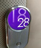 Motorola AURA R1 Genuine Original Mobile Silver Steel Phone Unlocked Slider