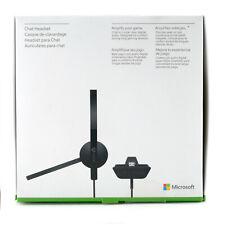 Microsoft S5V-00014 Black Headband Chat Headset for Xbox One