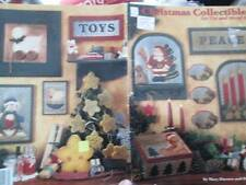 Christmas Collectibles For Tin & Metal Art Painting Book-Darrow-Penguin/Shee