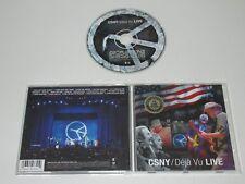 CSNY/DEJA VU LIVE (REPRISE 9362-49839-1) CD ÁLBUM