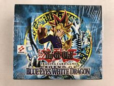 legend of blue eyes unlimited booster box sealed