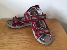Boys GEOX Sandals Size U.K 2 Very Good Condition