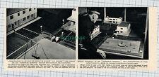 C702 departamento de policía de tráfico) Glasgow City ratones Modelo cruces de peatones - 1951
