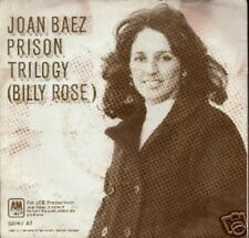 JOAN BAEZ 45 TOURS HOLLANDE PRISON TRILOGY