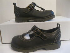 Girl's Healthtex T-Strap School Shoes Brown Size 11 Very Cute NEW