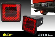 """2"""" TRAILER TOWING HITCH RECEIVER COVER WITH BRAKE LIGHT JEEP WRANGLER CHEROKEE"""