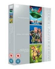 Thunderbirds/Small Soldiers/We're Back! - A Dinosaur's Story (DVD, 2005,...