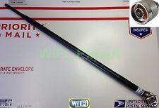 WiFi_Expert New ALFA 2.4GHz 9dBi N TYPE Male High Gain WiFi Wireless Antenna USA