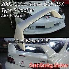TR Style Rear Trunk Spoiler Wing (ABS) Fits 02-06 Acura RSX