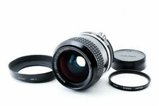 Nikon Ai Nikkor 28mm f2 MF Wide Angle Lens Tested from Japan [Exc+] #1223A