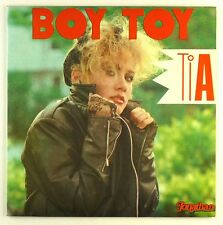 "7"" Single - Tia - Boy Toy - S1319 - washed & cleaned"