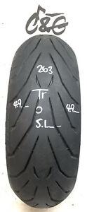 Pirelli Angel GT   190/55zr17 75w    Part Worn Motorcycle Tyre 263
