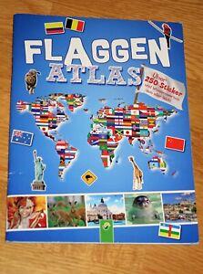 Flaggen Atlas: Über 250 Sticker
