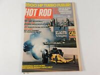 Vintage Original January 1975 Hot Rod Magazine Automotive Custom Car Mods