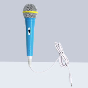 1pc Kids Instruments Intelligent Microphone Accessory Instruments for Kids