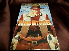 John Wayne Montgomery Clift Red River VHS. New and sealed, ships fast.
