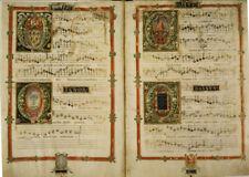 "Illuminated Manuscript   EXHIBITION GRADE Fine Art Reproduction  12 x16 "" NEW"