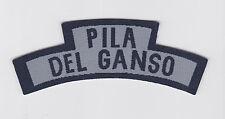 ASOCIACION DE GUIAS Y SCOUTS DE CHILE - CHILEAN PILA DEL GANSO SCOUT STRIP PATCH