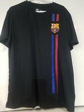 FC Barcelona soccer FCB jersey T-shirt  fútbol NEW  nwt FCB Sz XL polyester