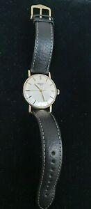 1970's Vintage Longines - 9ct. Case, Manual Wind, No Box/Papers