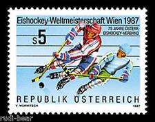 Österreich Nr. 1877  ** Eishockey WM
